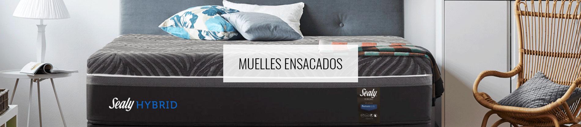 Colchones de Muelles ensacados en Córdoba