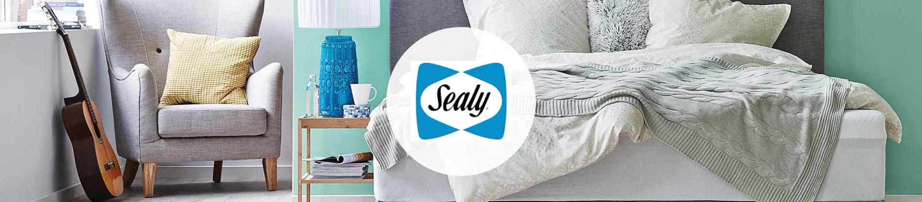 Colchones marca Sealy en Córdoba